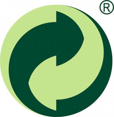 Znak zielony punkt
